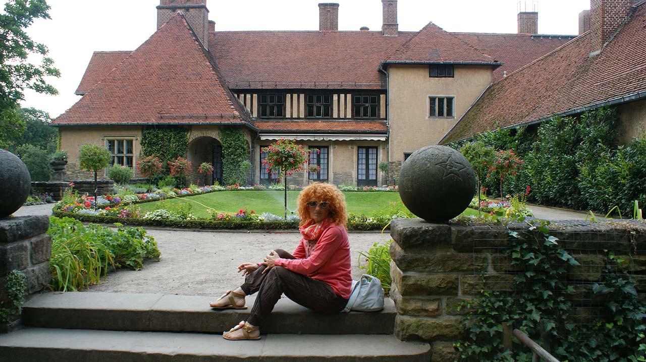 curly nomad germany sanssouci the nomad photo
