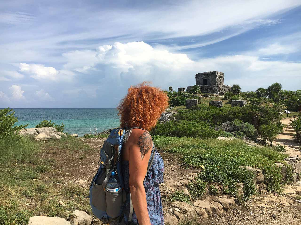 curly nomad mexico tulum curlynomad photo
