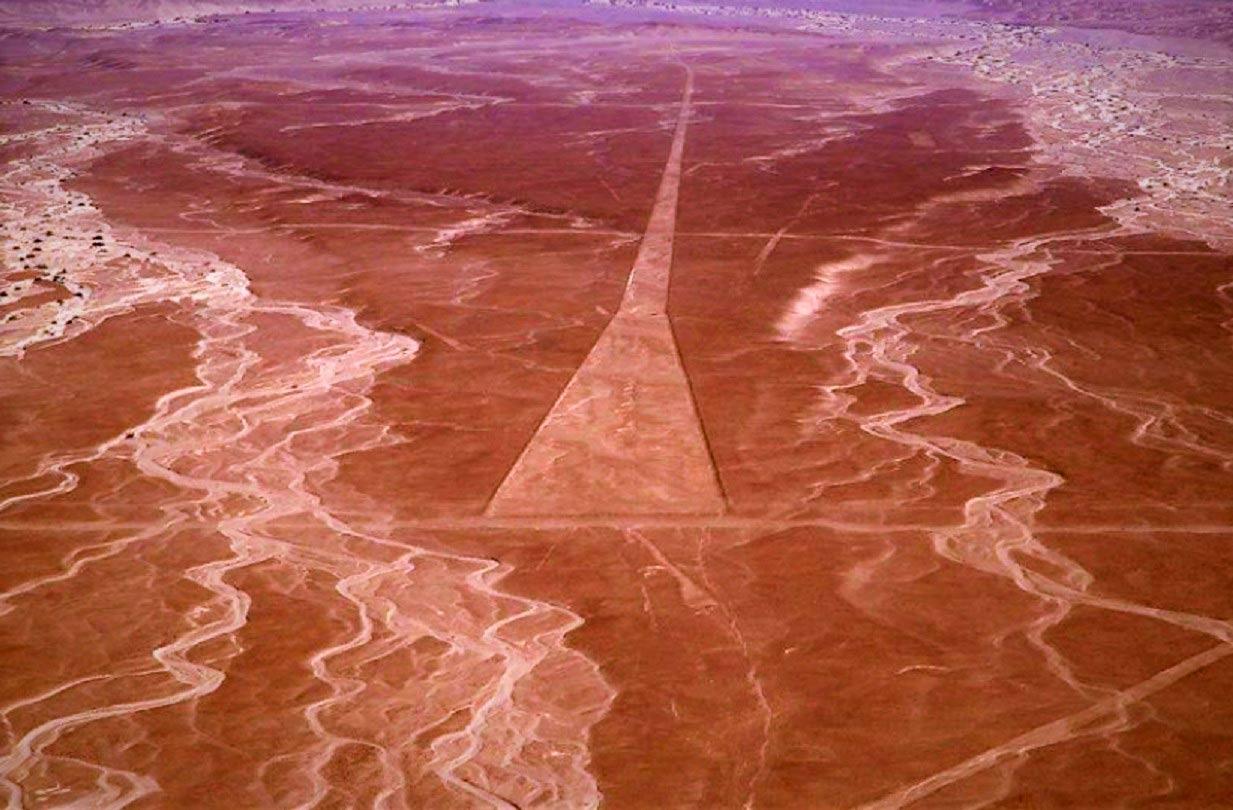 curly nomad peru nazca runways photo