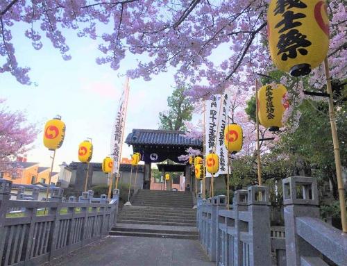 Sengaku-ji temple – Japan