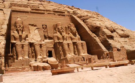 curlynomad-africa-abu_simbel-temple egypt image