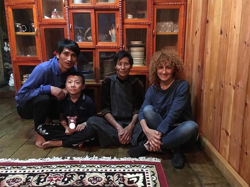 curlynomad friends bhutan haa image