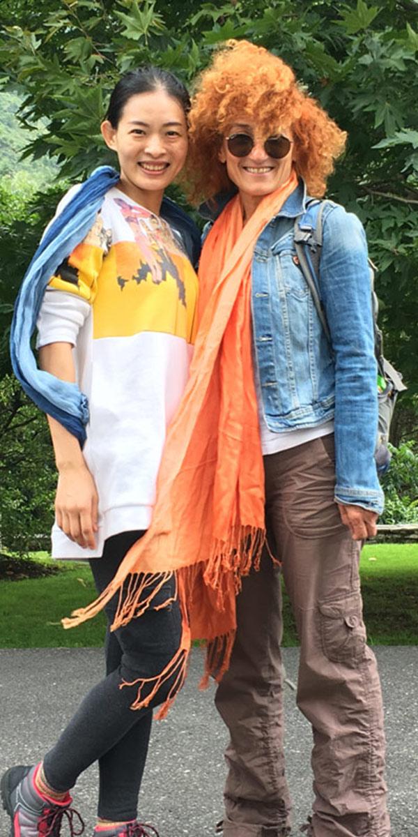 curlynomad friends bhutan thimphu image