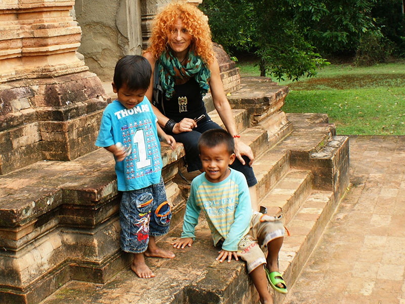 curlynomad friends cambodia image