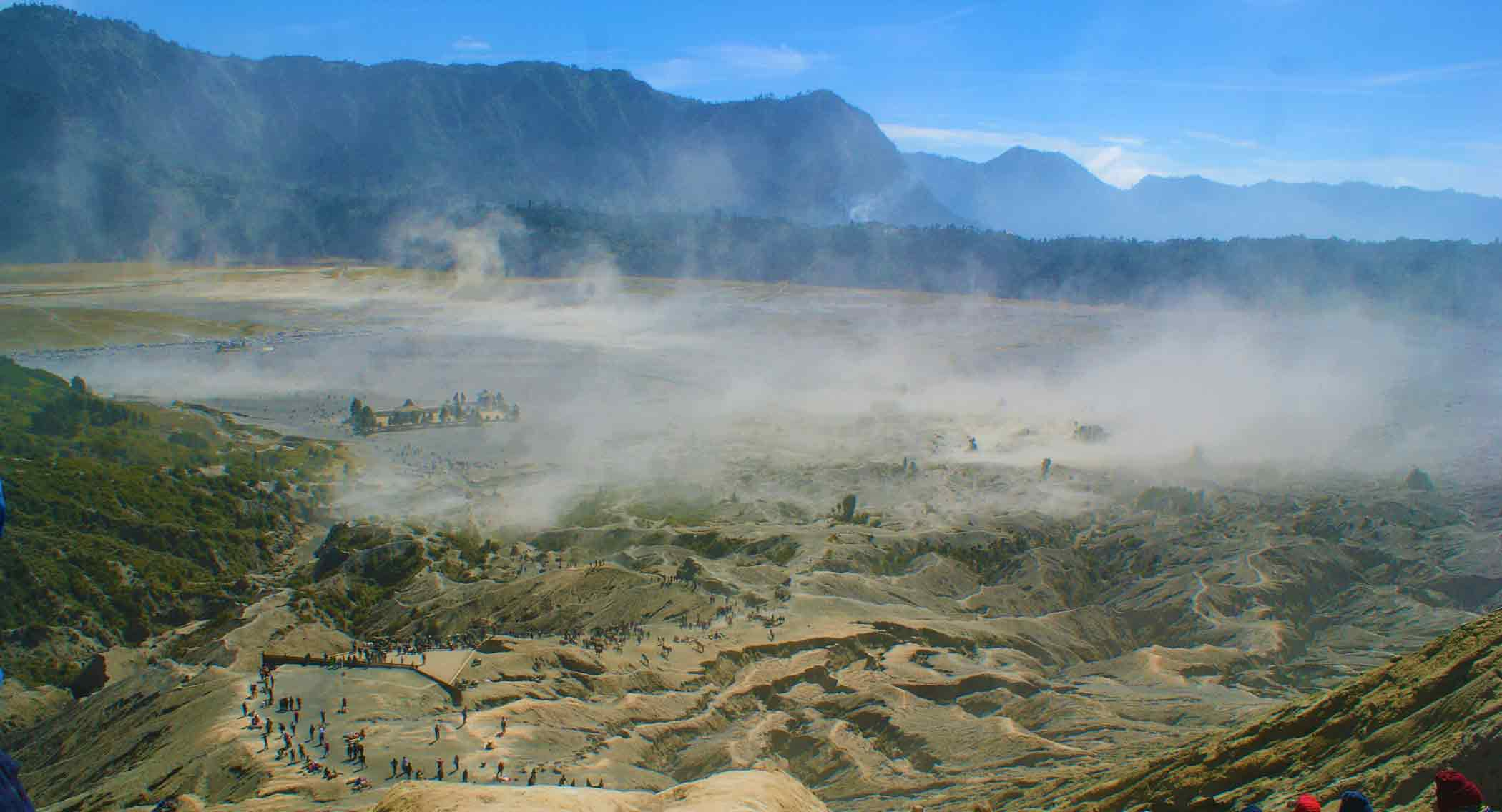 curlynomad asia indonesia java bromo volcano photo