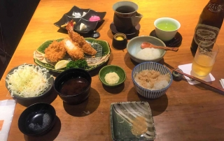 curly nomad asia japan nara tempura foodie's heaven photo