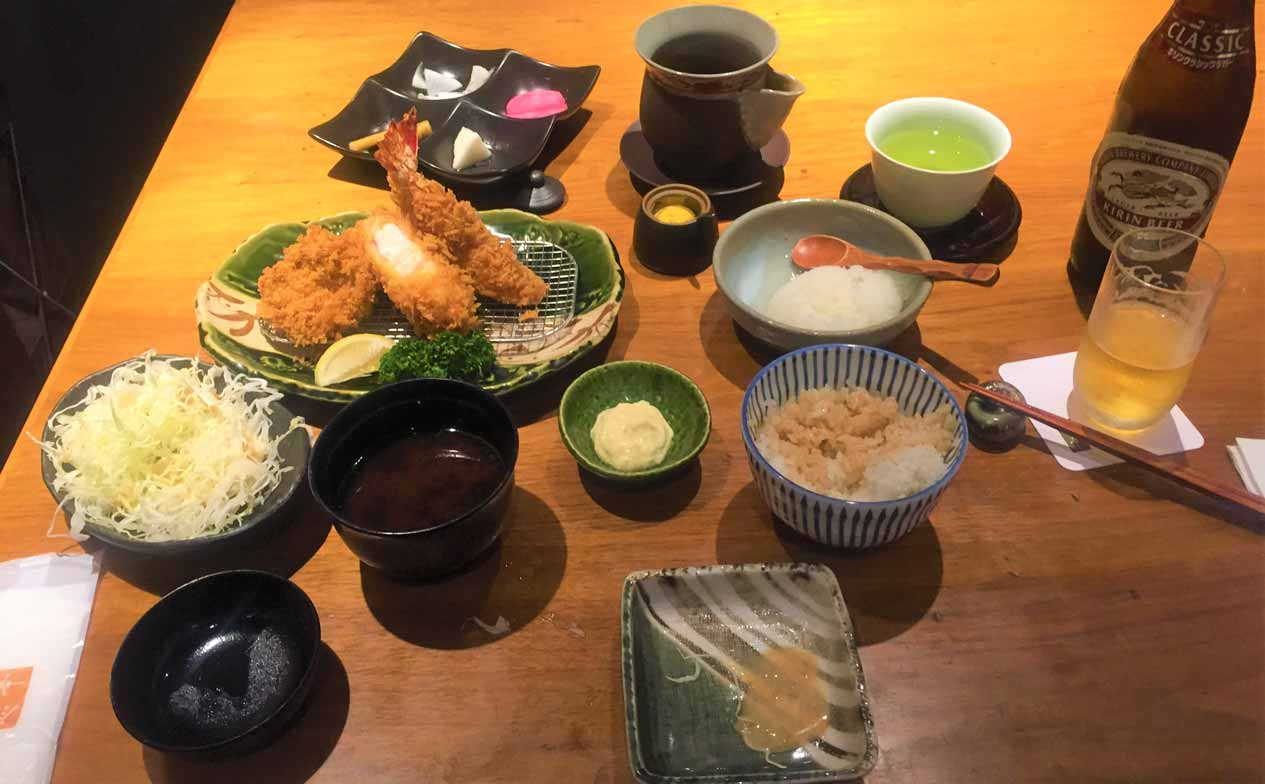 curly nomad asia japan nara tempura foodie's heaven photo