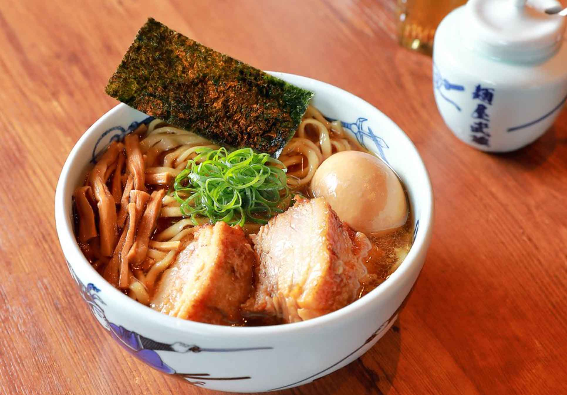 curly nomad asia japan nara ramen foodie's heaven photo